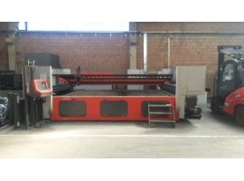 Laser cutting BYSTRONIC 4KW (USED)