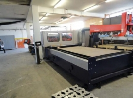 Laser cutting BYSTRONIC BYSTAR 3015 4000W (USED)