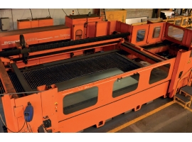 Laser cutting BYSTRONIC BTL 3000 (USED)