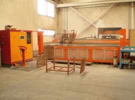 Waterjet cutting BYSTRONIC BYJET 4022 (USED)