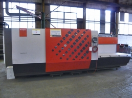 Laser cutting BYSTRONIC BYVENTION 3014 CNC (USED)