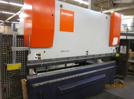 Press brakes BYSTRONIC EP 31/100 (USED)