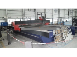 Waterjet cutting BYSTRONIC BYJET L6030 (USED)