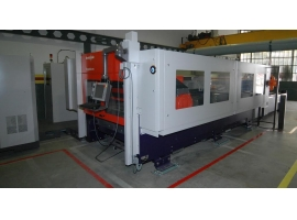 Laser cutting BYSTRONIC BYSPRINT 3015 (USED)