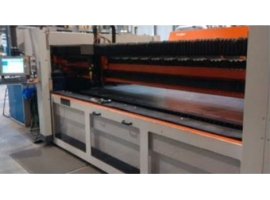 Laser cutting BYSTRONIC BYSTAR 3015 6000HF CO2 (USED)