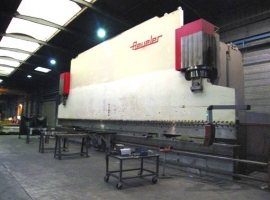 Press brakes BYSTRONIC 1400 TON X 14 500 MM CNC (USED)