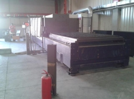 Laser cutting BYSTRONIC BYSPEED (USED)
