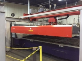 Laser cutting BYSTRONIC BYSTAR 4020 (USED)