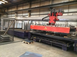 Laser cutting BYSTRONIC BYSTAR 4020 + BYTRANS (USED)
