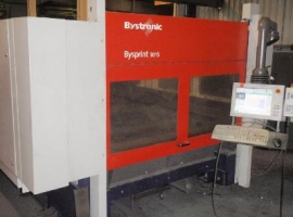 Laser cutting BYSTRONIC BYSPRINT 3015 2200W (USED)