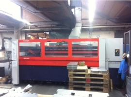 Laser cutting BYSTRONIC BYSTAR II 3015 3000W (USED)