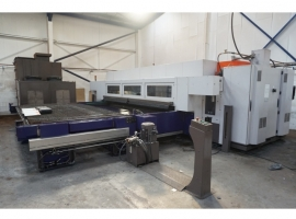 Laser cutting BYSTRONIC BYSPEED 4020 (USED)