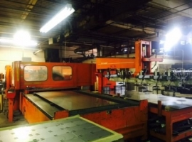 Laser cutting BYSTRONIC BYSTAR-3015 (USED)