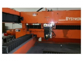 Laser cutting BYSTRONIC BYSMALL 2512 (USED)