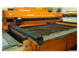 Laser cutting BYSTRONIC BYSMALL 2512-2 (USED)