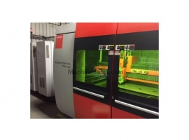 Laser cutting BYSTRONIC BYSPRINT FIBER 3015 3KW (USED)