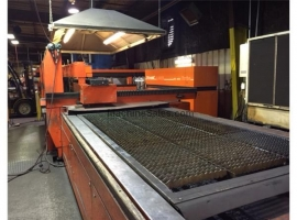 Laser cutting BYSTRONIC BYSTAR 3015-2 (USED)