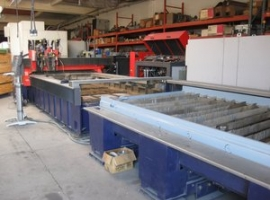 Waterjet cutting BYSTRONIC BYJET 3015 (USED)