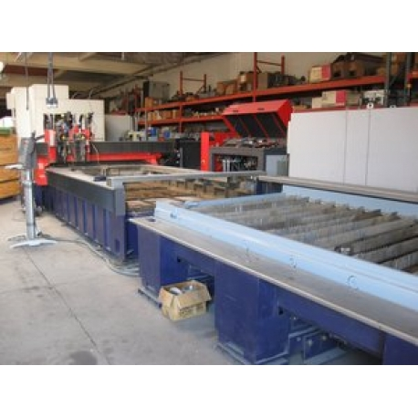 Used BYSTRONIC Waterjet cutting machines BYJET 3015 (2005)