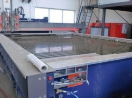 Waterjet cutting BYSTRONIC BYJET 4030 (USED)