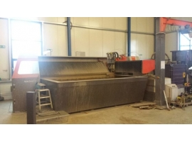 Waterjet cutting BYSTRONIC BYJET SMART 3015 (USED)