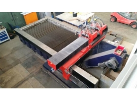 Waterjet cutting BYSTRONIC BYJET 3015 UEBERHOLTE ANLAGE (USED)