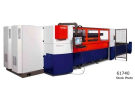 Laser cutting BYSTRONIC BYSTAR 4020 W/6000 W C02 (NEW)