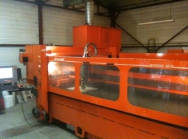 Laser cutting BYSTRONIC BYSTAR 3015 BYLOADER (USED)