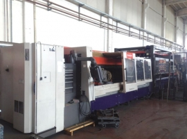 Laser cutting BYSTRONIC BYSPEED 4400 (USED)