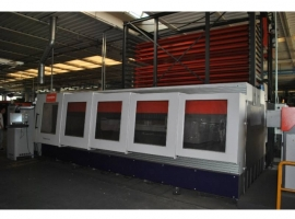 Laser cutting BYSTRONIC BYSPEED 4020 4.4KW (USED)