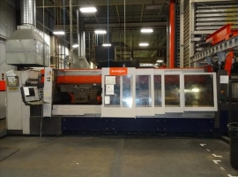 Laser cutting BYSTRONIC 3015 & 4020 CNC LASER CELL (USED)