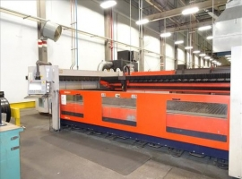 Laser cutting BYSTRONIC 4020 CNC LASER CELL (USED)