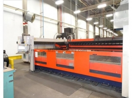 Laser cutting BYSTRONIC 4020 (USED)