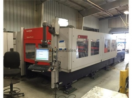 Laser cutting BYSTRONIC BYSPRINT PRO 30 (USED)