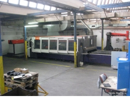 Laser cutting BYSTRONIC BYSPEED 3015-4.4 KW (USED)