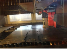 Laser cutting BYSTRONIC BYSPEED PRO 3015 - 4400 (USED)