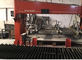 Laser cutting BYSTRONIC BTL 2800 (USED)