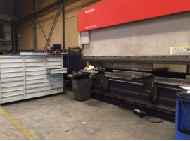 Press brakes BYSTRONIC HEMMERLE 3P225/410 (USED)