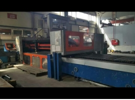 Laser cutting BYSTRONIC BYSTAR 3015 BTL 4000 (USED)