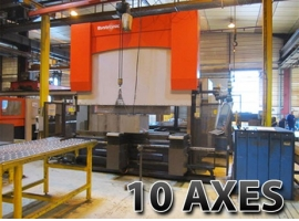 Press brakes BYSTRONIC PR 250T X 3100 MM (USED)
