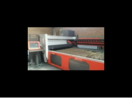 Laser cutting BYSTRONIC BYSTAR 4025 (USED)