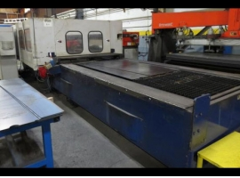 Laser cutting BYSTRONIC BYSPRINT 2512 (USED)