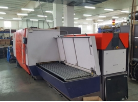 Laser cutting BYSTRONIC BYVENTION 3015  2.2KW (USED)