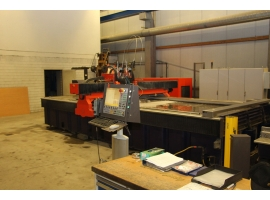 Waterjet cutting BYSTRONIC BYSTAR 4022 (USED)