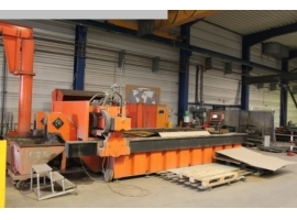Waterjet cutting BYSTRONIC BYJETT 4022 (USED)
