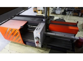 Laser cutting BYSTRONIC BYVENTION 3015 (USED)