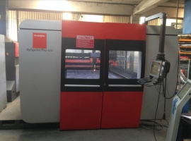 Laser cutting BYSTRONIC BYSPRINT PRO 3015 (USED)