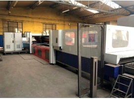 Laser cutting BYSTRONIC BYSTAR 4025 NT 80 (USED)