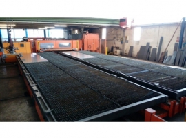 Laser cutting BYSTRONIC CO2 (USED)