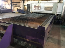 Laser cutting BYSTRONIC 4000X2000 (USED)